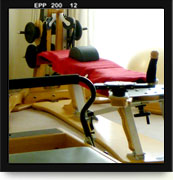 Pilates Equipment 1