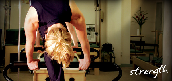 Pilates Kingston Pilates Studio - Strength